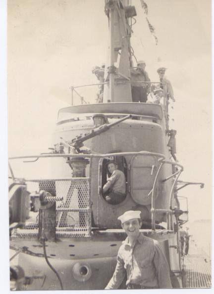 USS Hammerhead SS-364 Patch Large