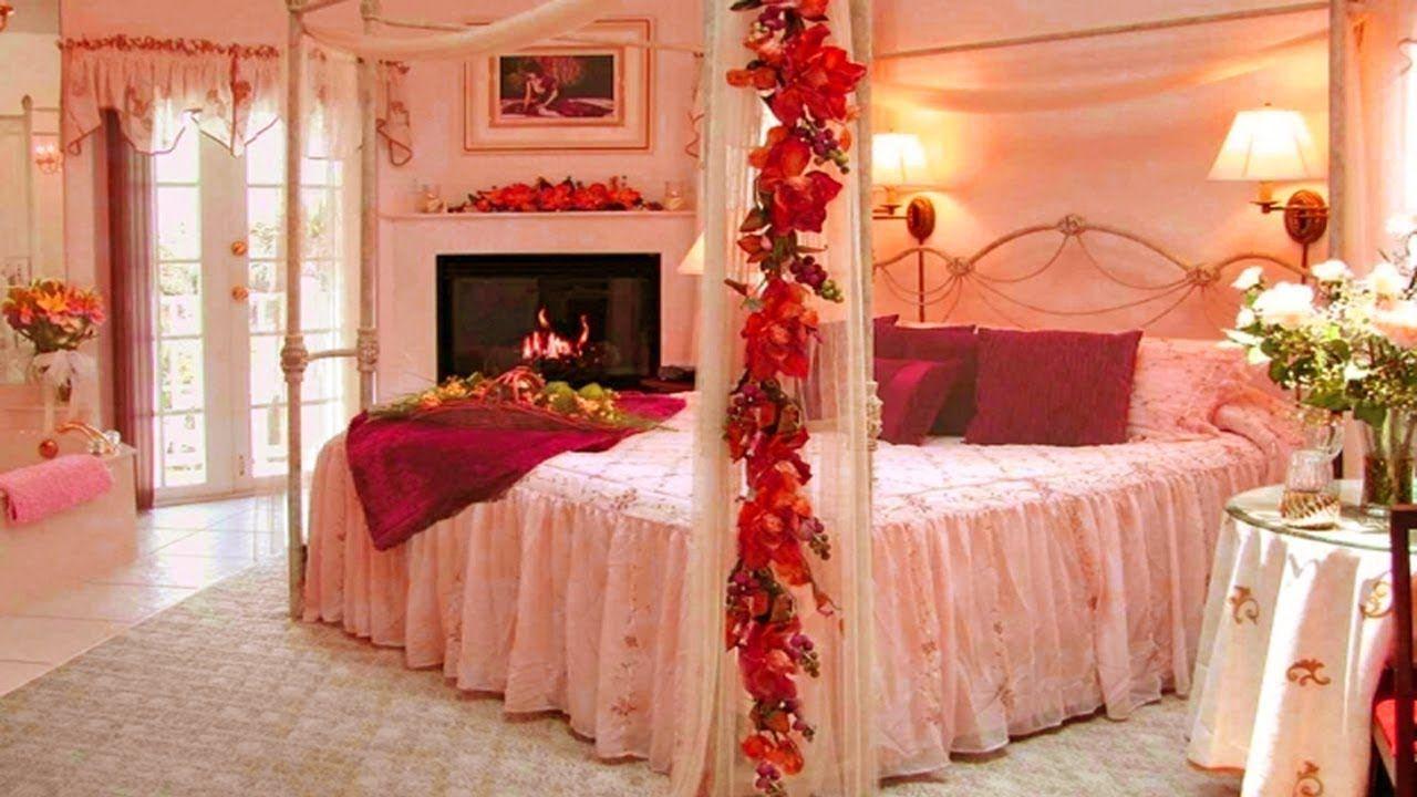 Romantic Bedroom Beautiful Design Ideas Decoomo