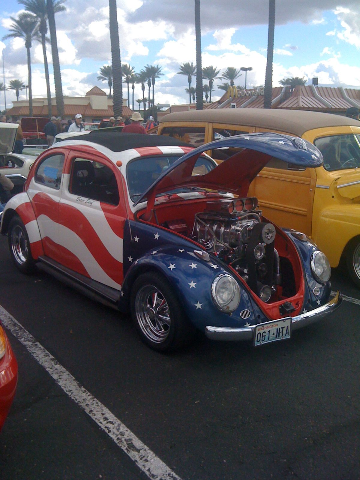 Special cars volkswagen beetle bug v8 - V8 Powered Vw Bug Scottsdale Arizona