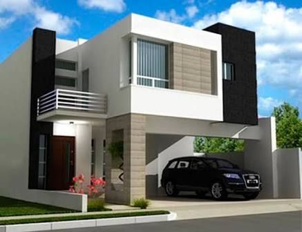 Resultado de imagen para fachadas de casas modernas for Casas super modernas fotos