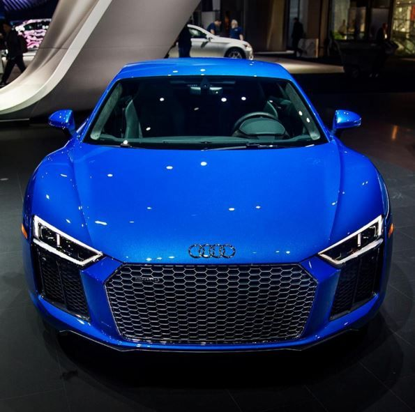 The Supercar That Changed The Game Just Changed The Game Again - Audi car games audi r8