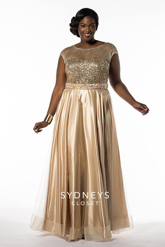 12 Plus Size Prom Dresses You\'ll Love! | Plus Size Prom | Dresses ...