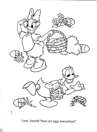 USED COLORING BOOKMM Scramble For Eggs