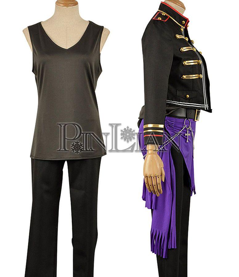 Ensemble Stars UNDEAD Otogari Adonis Uniform Outfit Cosplay Costume  Halloween Otogari Adonis UNDEAD 49f877675f