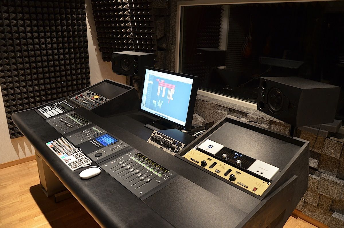 Groovy 17 Images About Home Recording Studios On Pinterest Home Largest Home Design Picture Inspirations Pitcheantrous