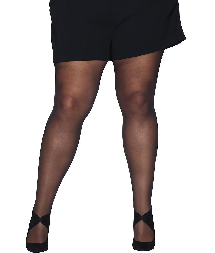 8d2aafd3fe11d Hanes Plus Size Curves Control Top Pantyhose Hosiery - Women's#Curves #Control#Hanes