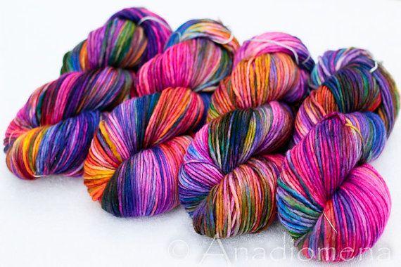 Serendipity - Color Adventures  #yarn