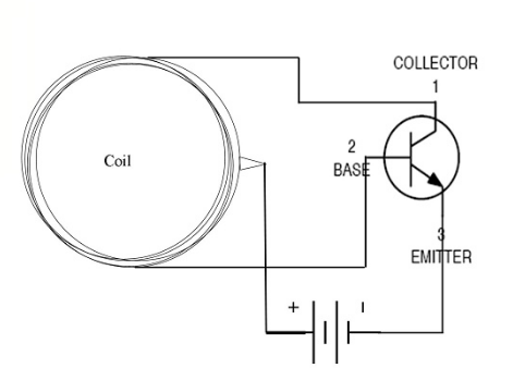 Wireless Power Transmission Circuit Diagram 3 Phase 4 Wire Energy Meter Wiring And Its Working Electronics Wirelesspowertransfercircuit In Which The Can Be Transmitted From Transmitter To A Receiver Through An Oscillating Magnetic Field
