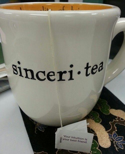 sinceri - tea