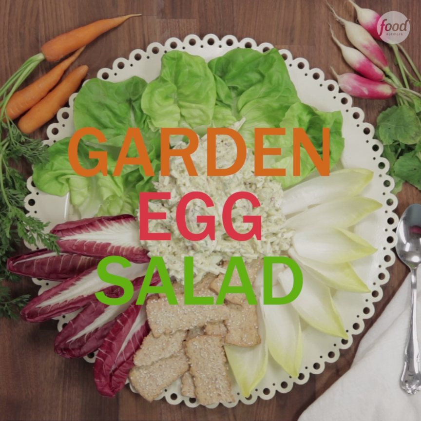 Garden egg salad recipe lunches 30th and low carb garden egg salad forumfinder Choice Image