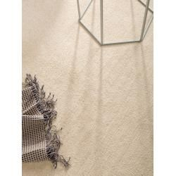 Photo of benuta Essentials Waschbarer Hochflor Shaggyteppich Lahty Cream 80×150 cm – Bettvorleger für Schlafz
