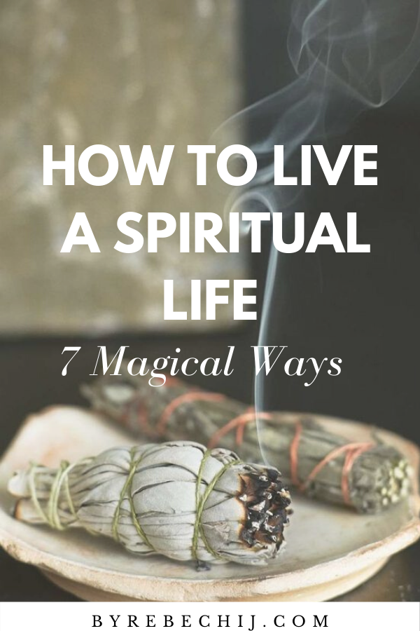 Ever wondered how to live a spiritual life? I am giving you my best tips how to get into spirituality and live a spiritual lifestyle. Train your mind, body and soul to connect to your highest self and introduce magic in your life. Your life will absolutely change if you practice spiritual practices, mindset and do good for your body. #spiritualawakening #spiritualquotes #spiritualhealing #