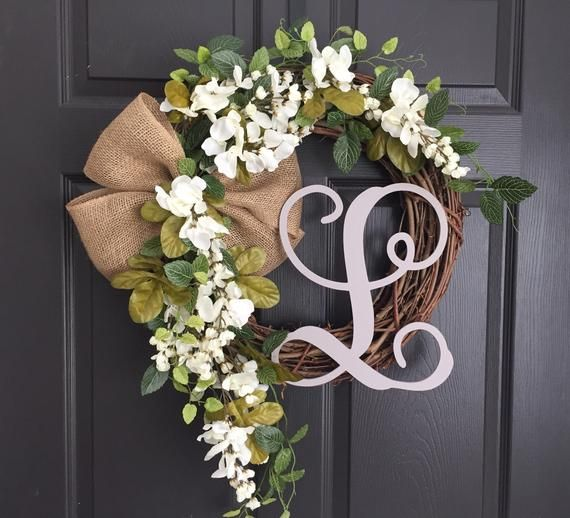 Front Door Wreath Every Day
