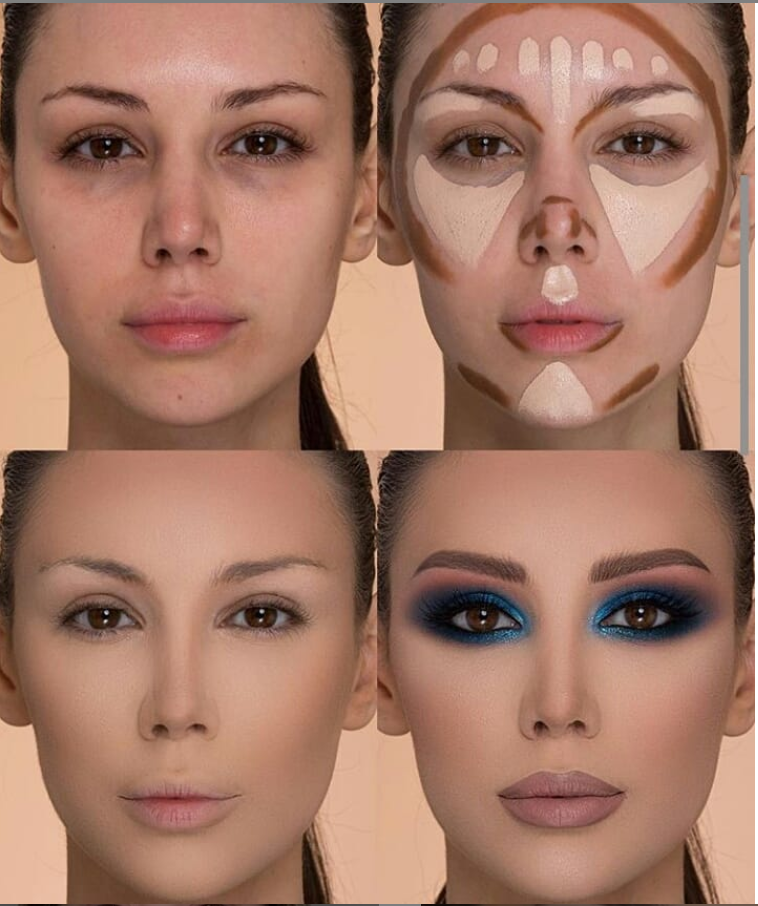 Photo of 24 Perfect and Best Contour Highlight Makeup Tutorial for Beginners – Page …