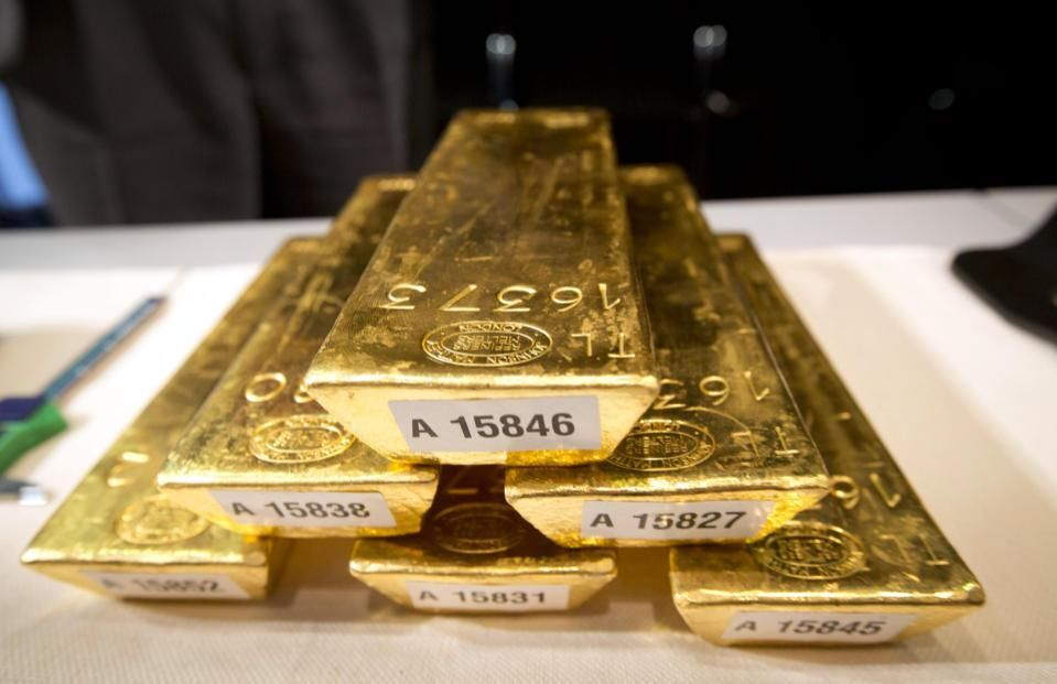 Germany repatriates more gold bundesbank httpfinance