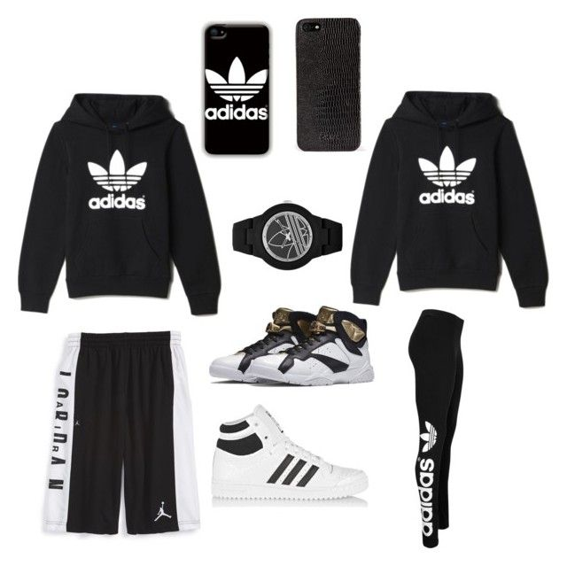 fantastic nike and adidas outfit shoes