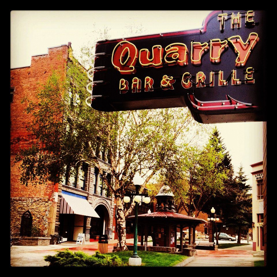 Best Places For Christmas Vacation Usa: Quarry Bar & Grille - Downtown Helena, Montana