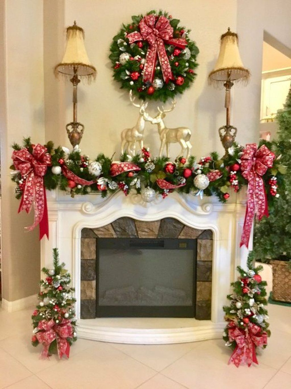 46 Stunning Indoor Christmas Decorations Ideas