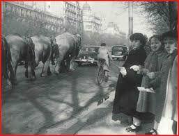 Resultado de imagen de fotos de madrid años 50