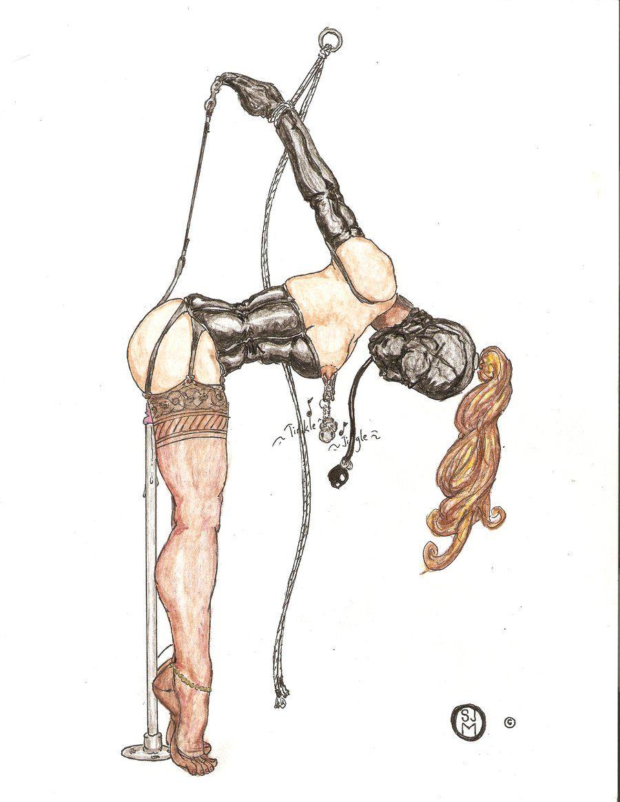 Leder und Seil : Foto