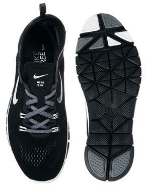Nike Wmns 5.0 Gratuit Tr Fit 4 Respirer Noir