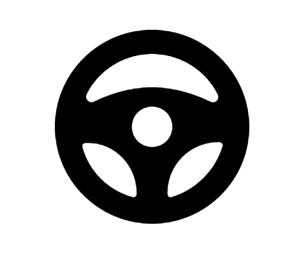 Steering Wheel Icon In Android Style This Steering Wheel Icon Has Android Kitkat Style If You Use The Icons For Android Apps We R Android Icons Icon App Icon