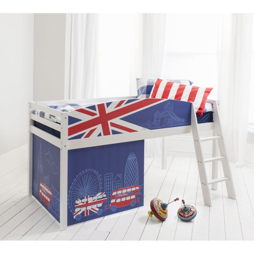 Union Jack Schlafzimmer Betten für kinder, Bett ideen