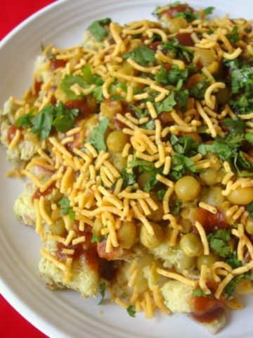 Bread chaat receta bread chaat is an indian street food recipe that is easy simple and quick to forumfinder Choice Image