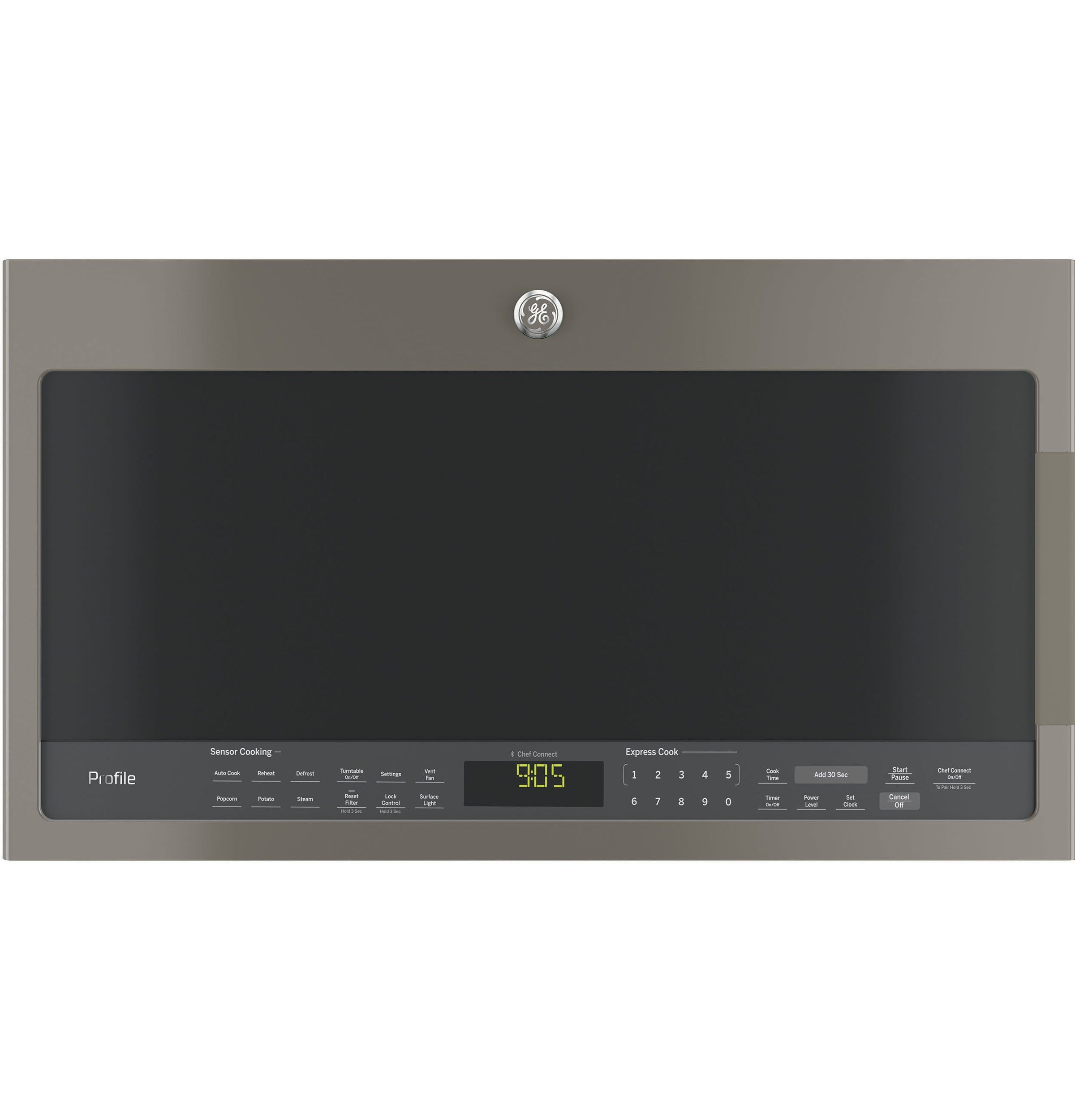 Ge Profile Series 2 1 Cu Ft Over The