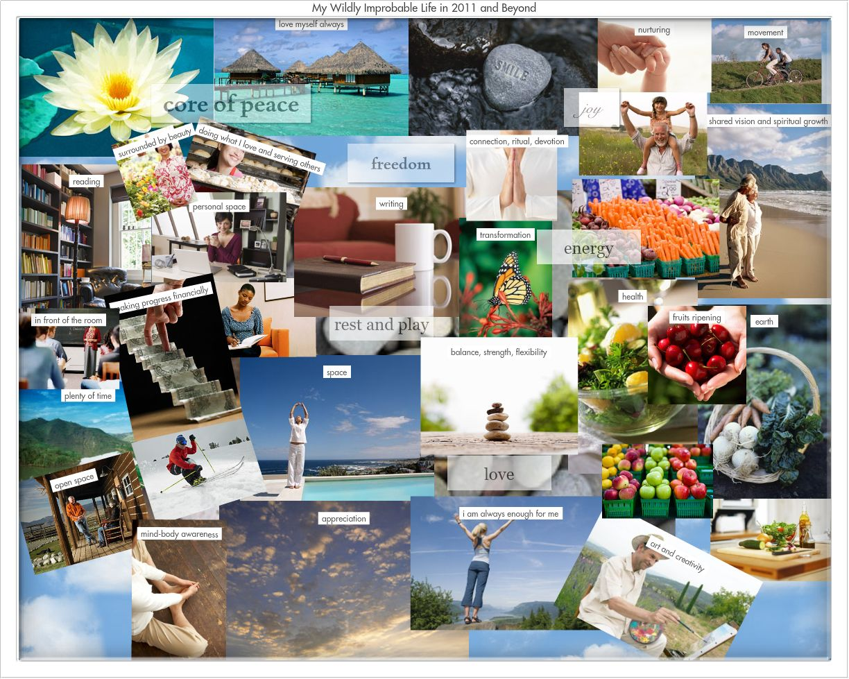 How To Create A Vision Board That Will Change Your Life