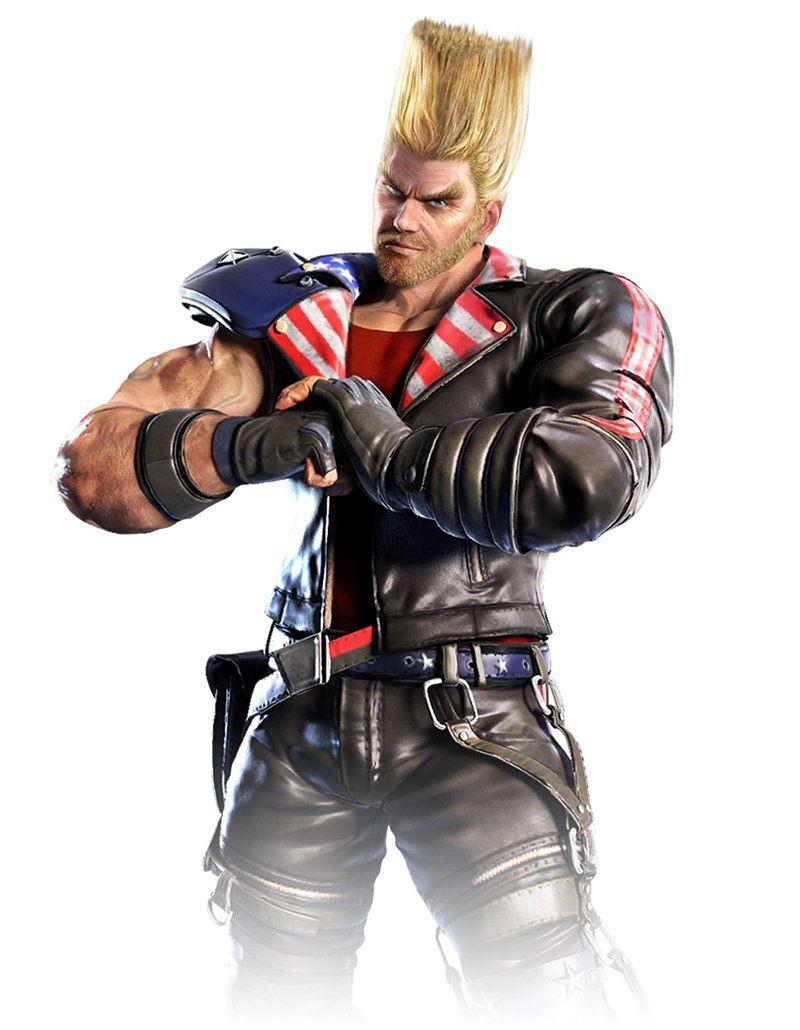 Paul Phoenix Alternate Costume Artwork From Tekken Mobile Art Artwork Gaming Videogames Gamer Gameart Tekken Cosplay Tekken 7 Bryan Tekken