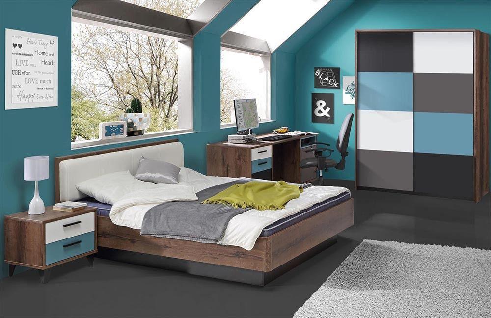 Stylisches Jugendzimmer stylisches jugendzimmer mit einer tollen kombination