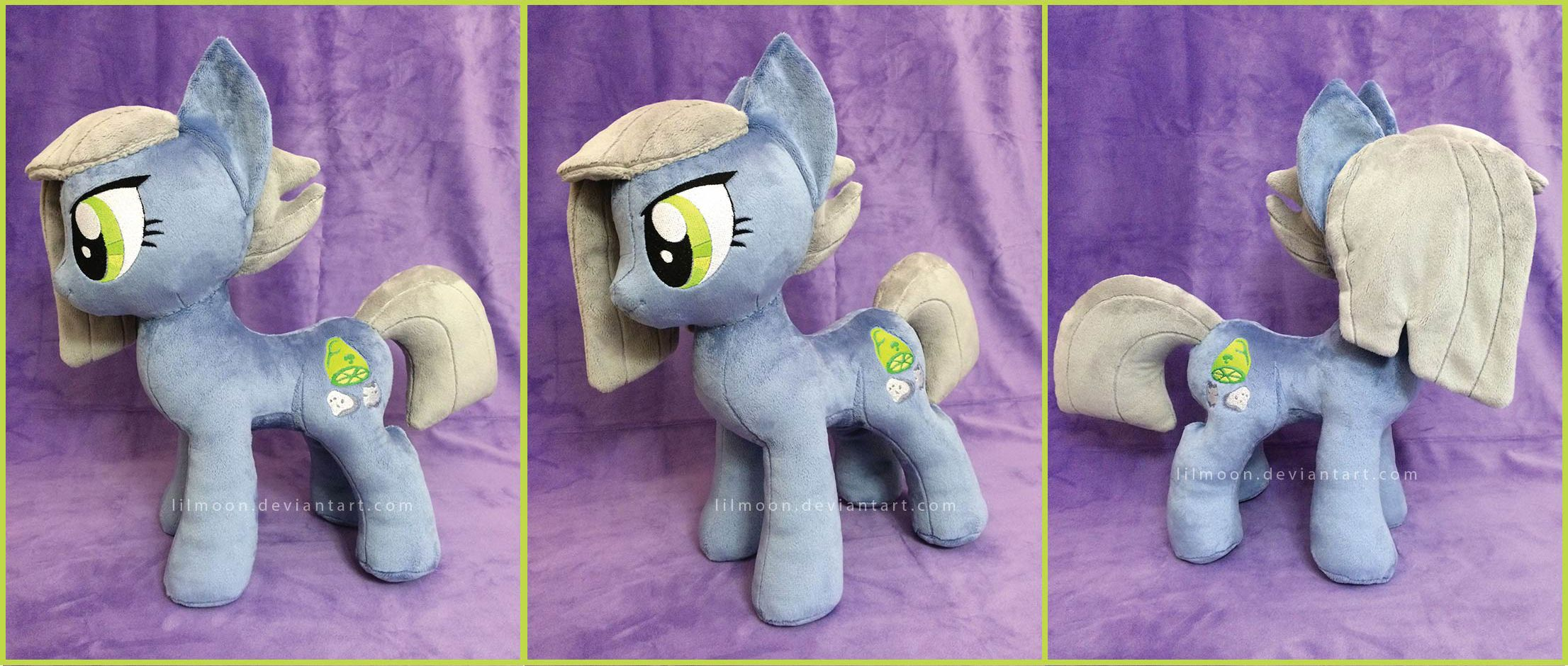 Limestone Pie by LiLMoon.deviantart.com on @DeviantArt