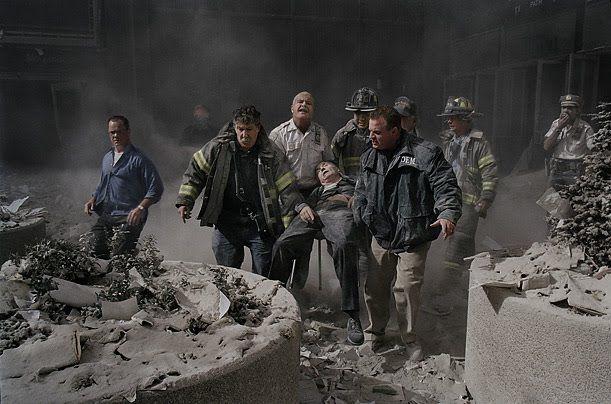 9/11: James Nachtwey