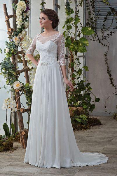 Wedding Dress Hochzeitskleid Brautkleid SOPHIA | Hochzeit, Wedding ...
