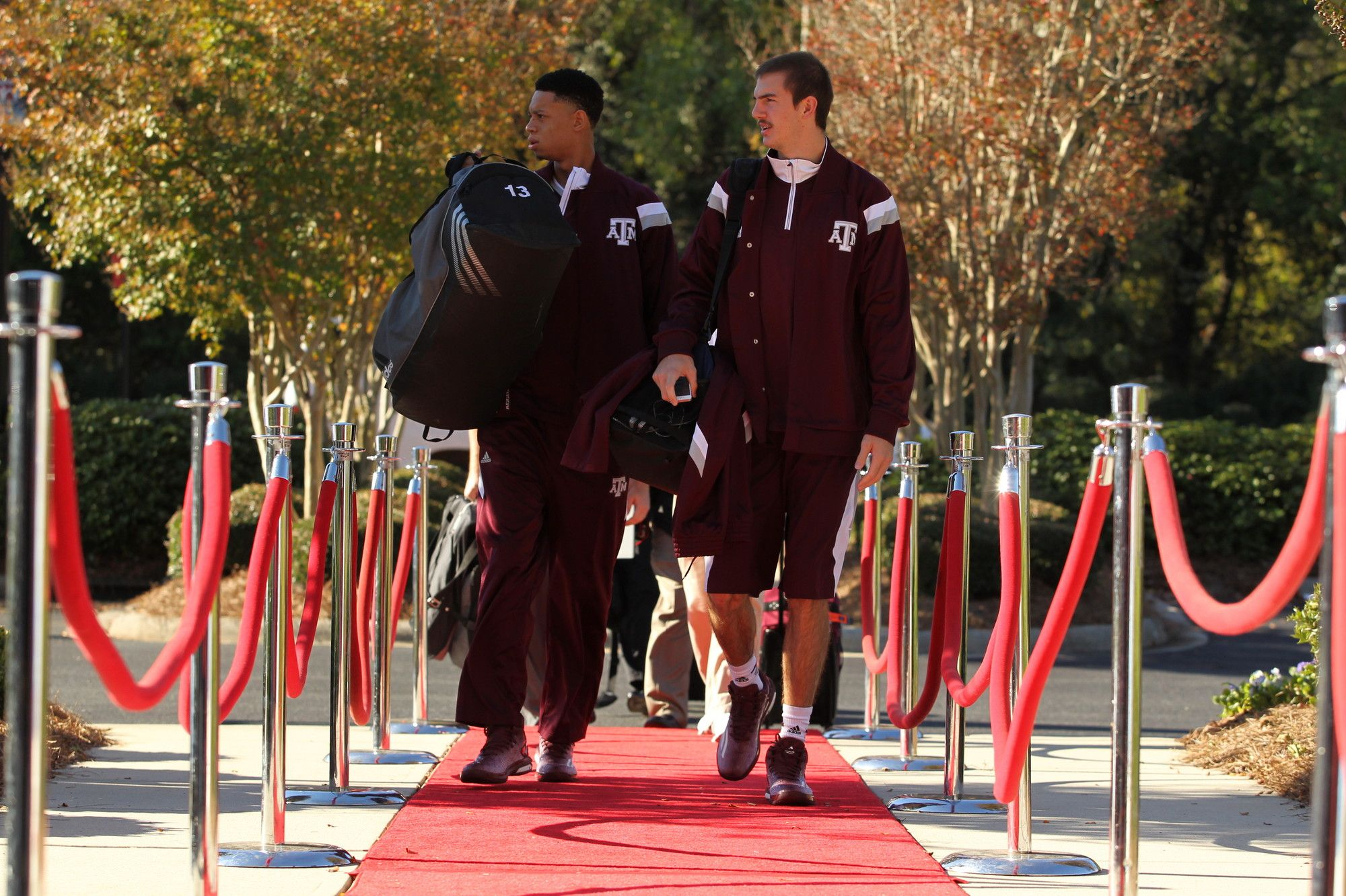 The red carpet at SECTipoff15. Courtesy of ESPN Images