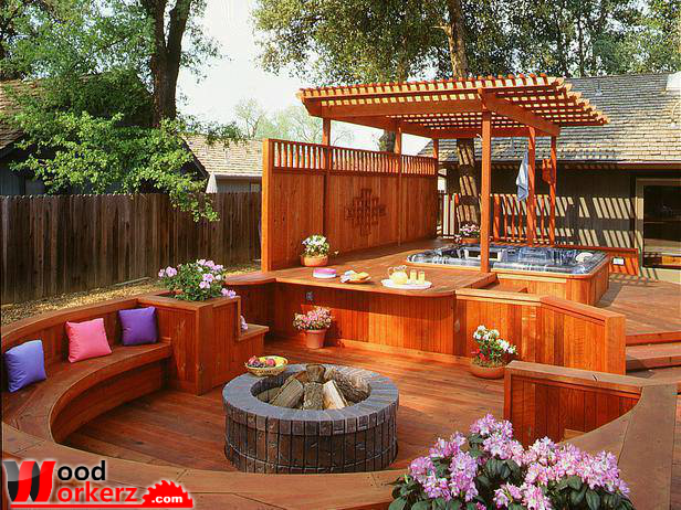Pin By Steve Keel On Ideas For The House Hot Tub Patio