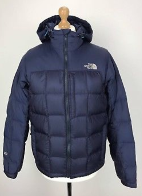 af536c389 FOR SALE: The North Face Mens Hooded Summit Series 800 Pertex Puffa ...