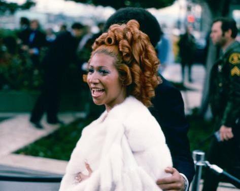 Aretha Franklin Aretha Franklin Women In Music Singer