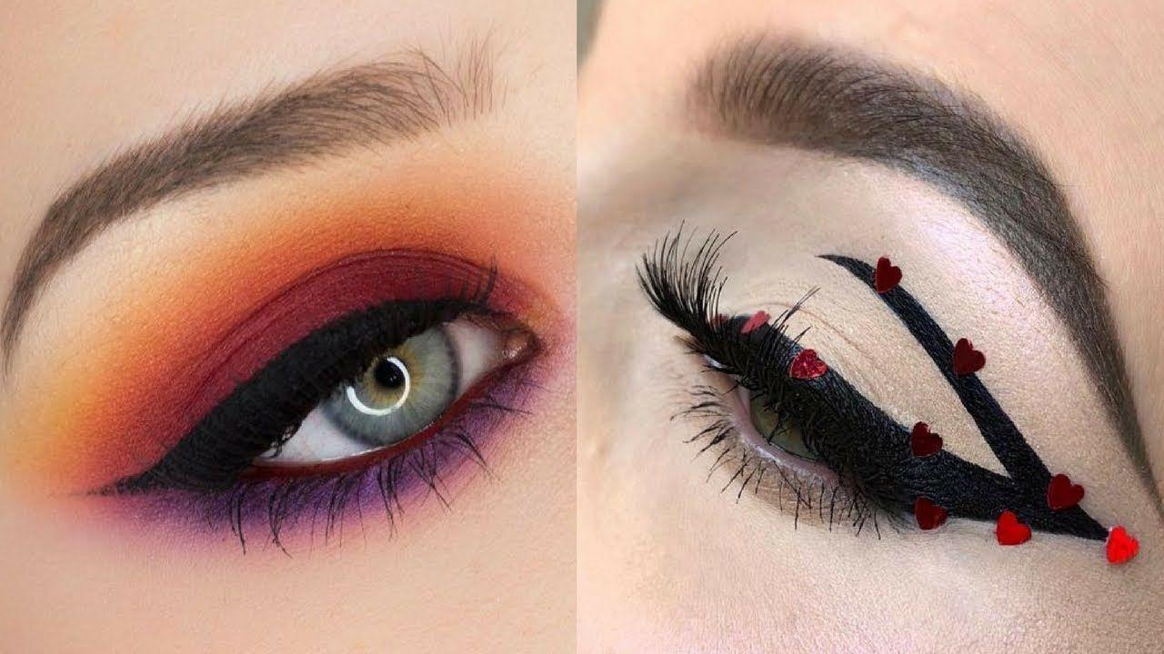 Easy Glam Eye Makeup Tutorial Beginners Smokey Eye 8 Make Up