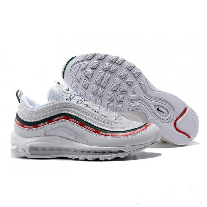 official photos 52de2 2985e undefeated x nike air vapormax 97 core white red green