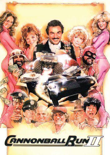 Amazon com: Cannonball Run 2: Burt Reynolds, Dom De Luise