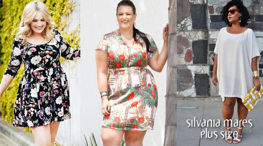 7b757b3ad Vestido plus sizes soltinho – 5 Modelos que valorizam o corpo | Moda ...