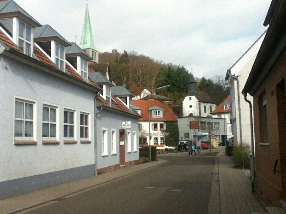 The Hotel Landgasthof Burgschanke in <b>Hohenecken</b>, <b>Germany ...