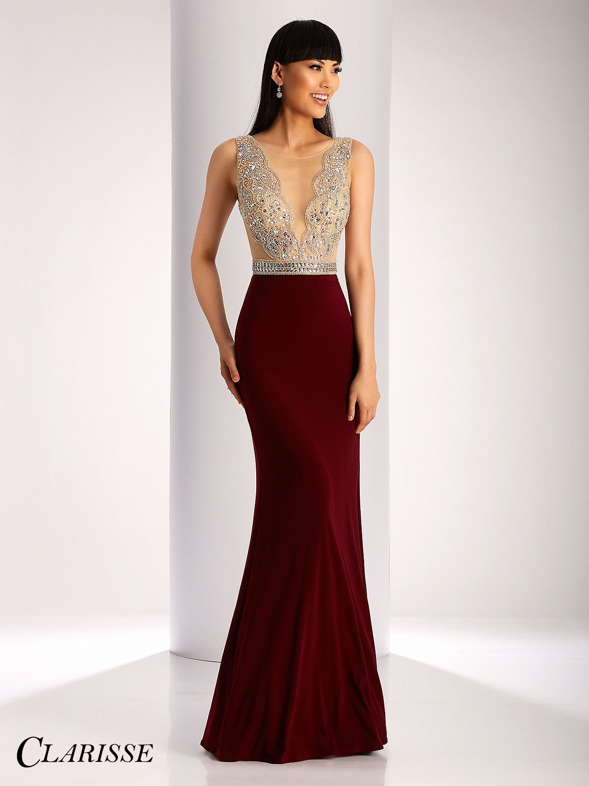 Clarisse prom dress prom beautiful clothes and long prom dresses