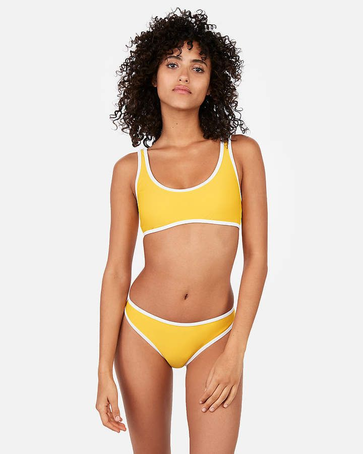 273b7ddc81605 Express Clean Basic Bikini Bottoms in 2019 | Products | Bikinis ...
