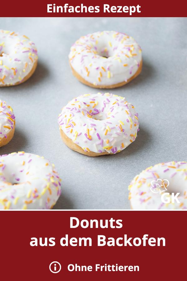 Photo of Donuts für Backform