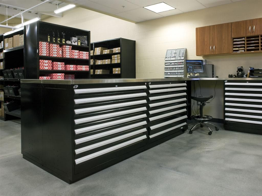 Service Counters, PA   Parts Department   Rousseau Metal Cabinets,  Shelvingu0027s, Workstations, Workplaces, Toolboxu0027s, Drawers And Other  Specialized Solutions ...
