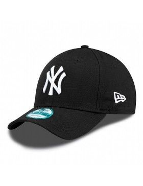 New Era 9Forty Curved cap (940) NY New York Yankees - black  54375486bde