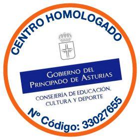 Sello De Homologacion De La Consejeria De Educacion Del Principado